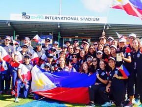 The Philippine Pythons: Making History on Touch Football