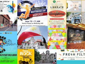 6 Things to Do on June 12 at P120 or Less