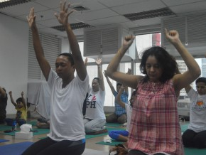 Yoga for Peace: A Joint Effort for Peace in Mindanao