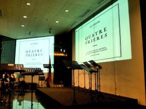 Quatre Prières: A Humble Night of Music (A Review)