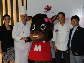 Now In New World Makati: Prime Canadian Beef
