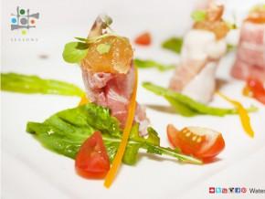 Waterfront Pavilion's Seasons Restaurant Launches New Menu