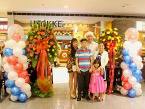 UKOKKEi Japan Opens at SM Megamall