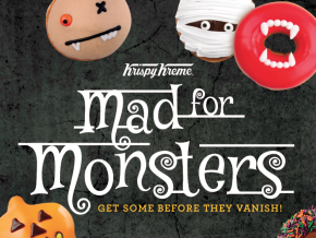 A Deliciously Strange Day with Monsters and Doughnuts