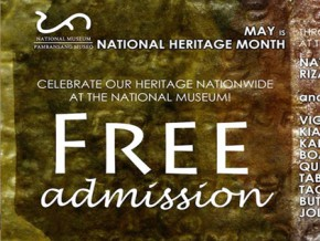 Free Admission at the National Museum this October