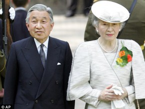 Japanese Emperor and Empress to Visit the Philippines
