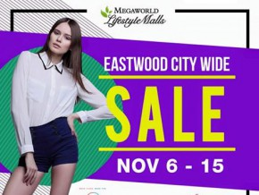 Eastwood City Wide Sale