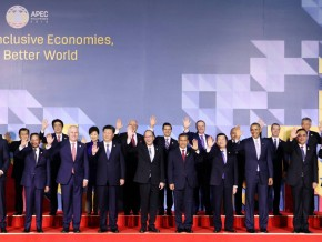 President Aquino Thanks World Leaders and Filipino People for APEC 2015