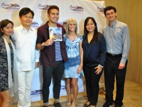 Ocean Adventure Welcomes New Celebrity Brand Ambassador