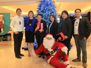 Hotel Jen Manila Officially Welcomes the Holiday Season