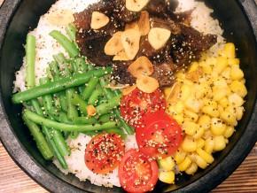 Ippudo's New Menu: Beef Ishiyaki Rice