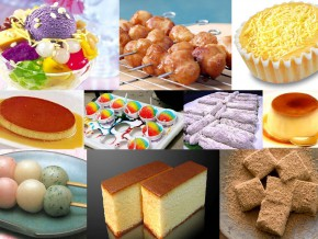 Five Japanese Desserts and their Filipino Counterparts