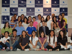 Nine Filipino Youths Join the Asian International Children's Film Festival 2015 in Japan