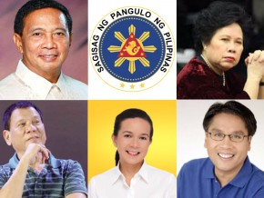 Get to Know the Country's Presidential Candidates