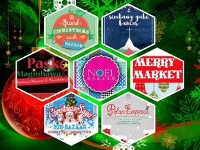 Christmas Bazaars Happening in the Metro