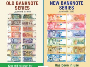 Check your PH bills: Old banknotes valid until Dec 31 only
