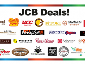 JCB Deals Promo: Get up to 20% discount with JCB Card