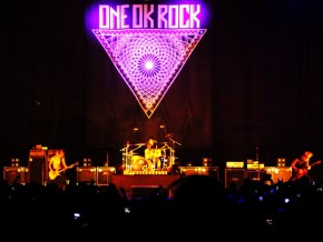 ONE OK ROCK LIVE IN MANILA