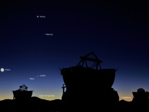 Rare planetary conjunction to be visible in Philippine skies