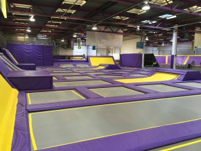 Philippines' First Flying Adventure: Trampoline Park Coming Soon