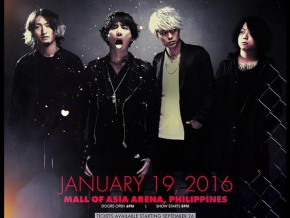Win Free Tickets to ONE OK ROCK Live in Manila