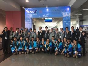 ANA celebrates 5th year of operations in Manila