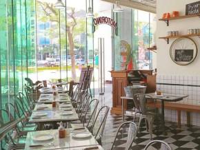 Motorino Pizza opens in BGC