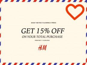 H&M's Valentine's Gift