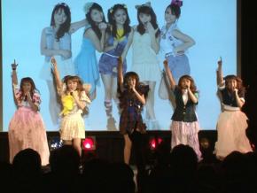 Filipina Idol Group Kawaii 5 rocks the TOKYO stage!