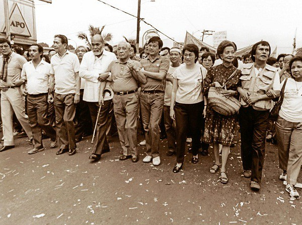 a paper on the filipino peoples power revolution