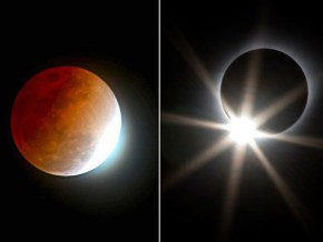 Solar, lunar eclipses to be visible this March