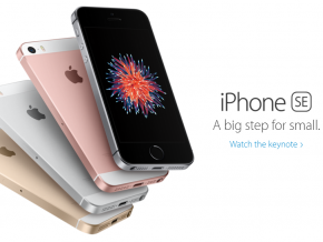 Apple unveils the newest iPhone SE