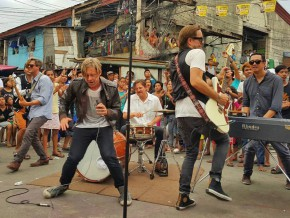 Switchfoot shoots music video in Tondo