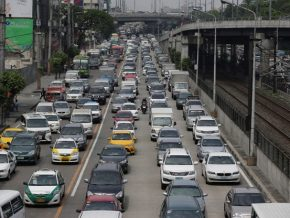 Regulation on Driving Alone on EDSA Starts August 15