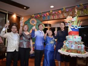 LOOK: Hotel Jen Manila Celebrates First Anniversary
