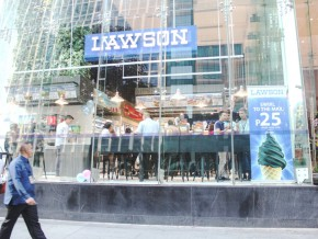 Flagship store of Lawson opens today!