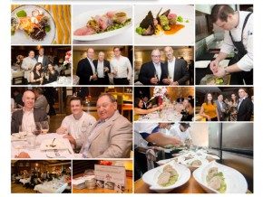 Michelin Style Dining at I'm Angus Steakhouse a success