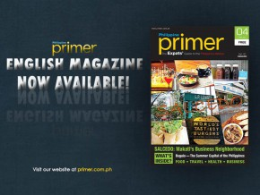 The much-awaited English magazine is now available!