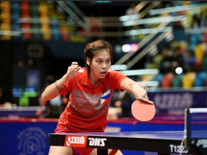 DLSU's Lariba, first ever table tennis Olympian from the PH