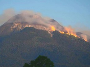 Mount Apo to be closed for trekkers until further notice
