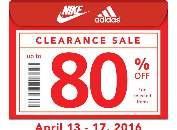 dd3d7193e5f Enjoy BIG DISCOUNTS at the Sports Central Clearance Sale ...