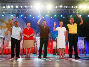 PiliPinas Debates 2016: the third and final Presidential Debate
