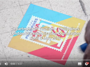 Hello, Waterloo: PH's Tourism department takes over London