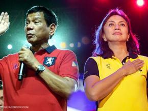 Congress proclaims newly elected PHL President Duterte, Vice President Robredo
