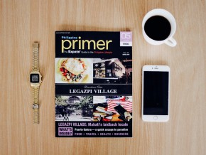 Out Now! Primer Magazine May issue