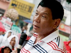 Rodrigo Duterte as a leader