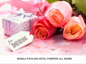 Manila Pavilion Hotel Pampers All Moms