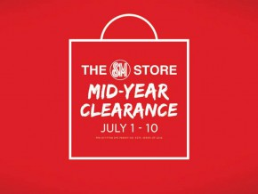 Get ready because the SM Mid-Year Clearance Sale is here!!