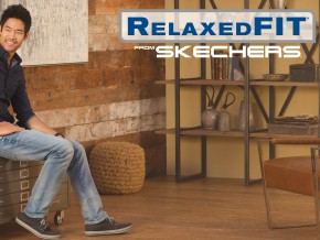 Get ready for school with Skechers Relaxed Fit