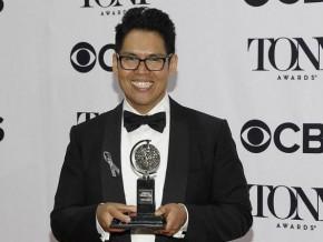 Filipino wins Tony award for best costume design